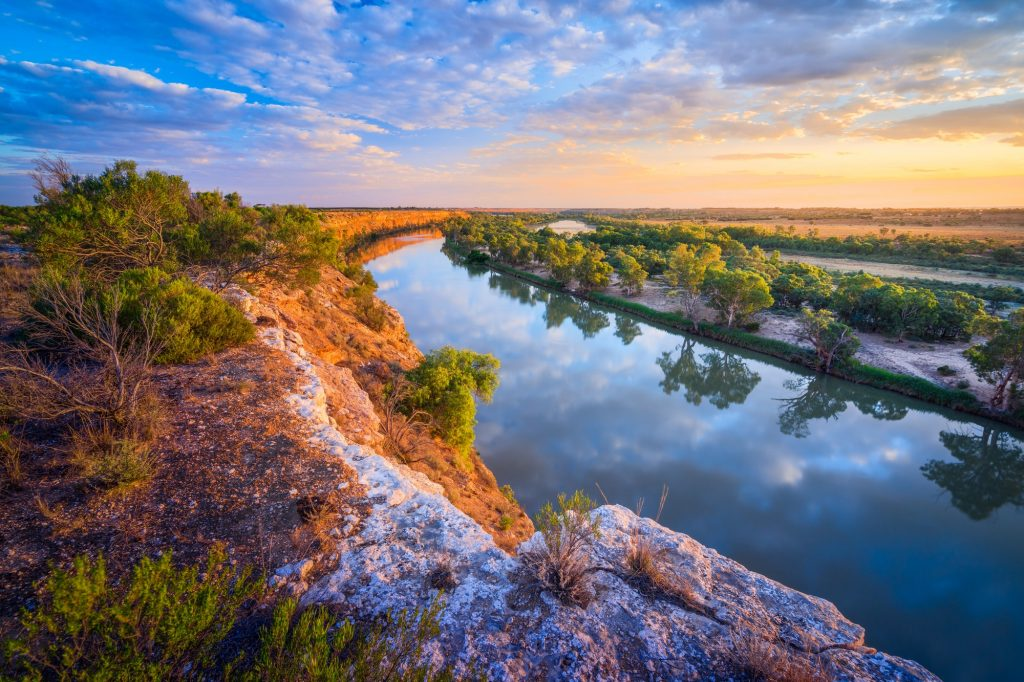 Murray River Colours